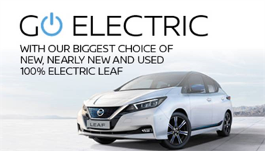 The Go Electric Event is Here.
