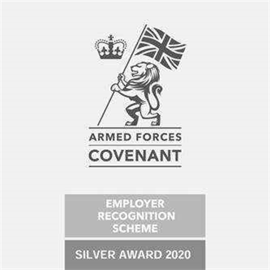 West Way Nissan Awarded Silver Status for Armed Forces Covenant's Defence Employer Recognition Scheme