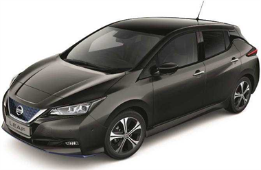 Nissan Launches New Limited Edition LEAF e+ N-TEC with More Style, Power and Range