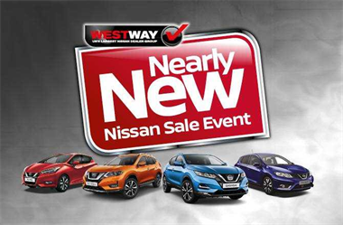 Our Nearly New Nissan Sale is Now On!