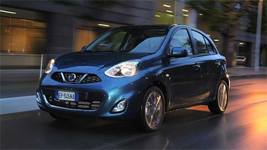 Mighty Micra get a makeover