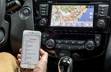 New NissanConnect infotainment system now available in Qashqai models