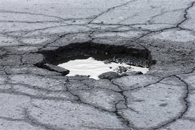 The First Ever World Pothole Day is Launched!