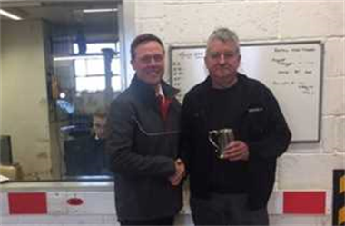 West Way Technician Retires After 40 Years of Service!