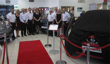 New Micra triumphs at our Test Drive Event
