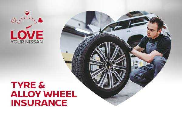 Tyre & Alloy Wheel Insurance