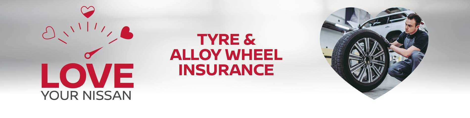 Tyre & Alloy Insurance Banner