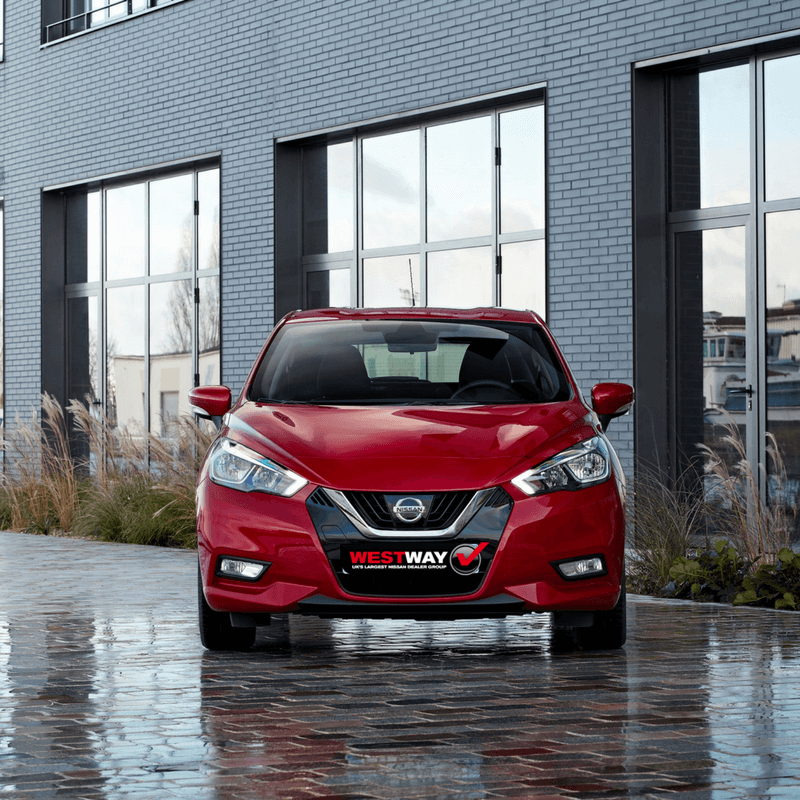 All-new Nissan Micra: expressive design, uplifting interior and confident drive
