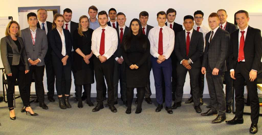 West Way Nissan Apprentices