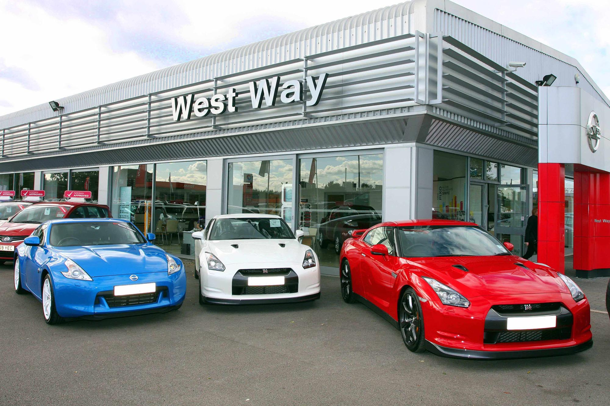 West Way Nissan eyes 'Investor in People' Accolade