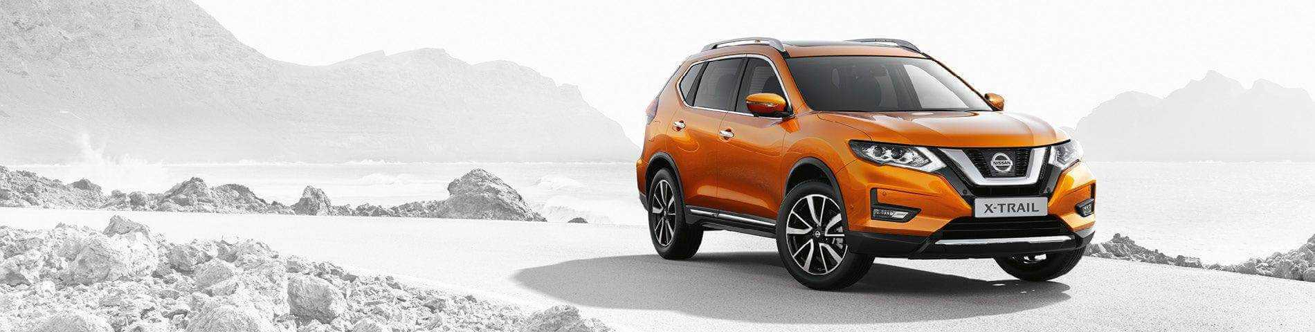 X-Trail Leasing Offer