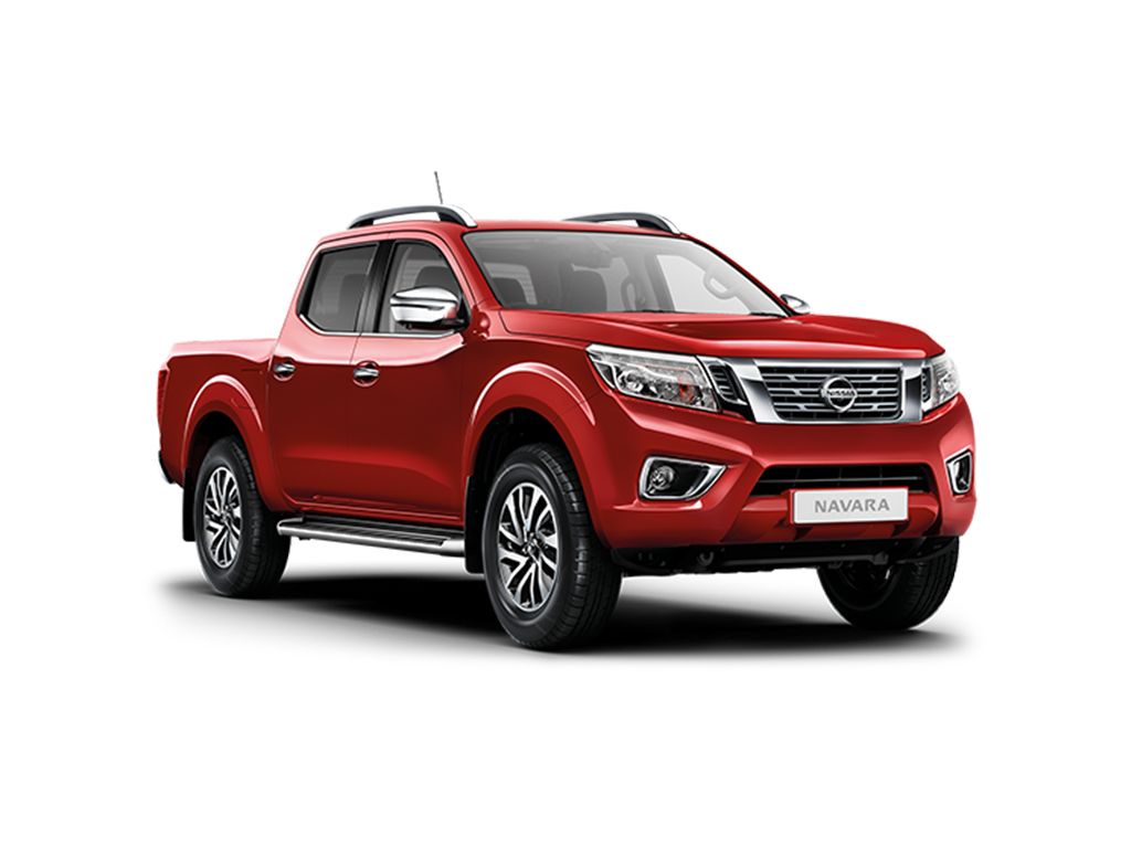 NISSAN NAVARA Double Cab Pick Up N-Guard 2.3dCi 190 TT 4WD Auto
