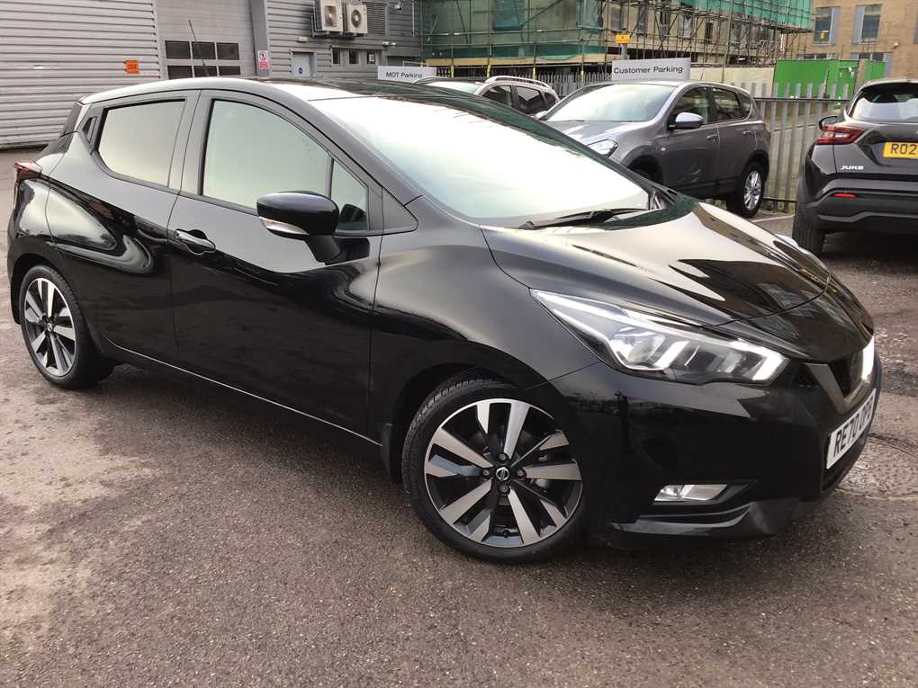 nearly new car re70opb