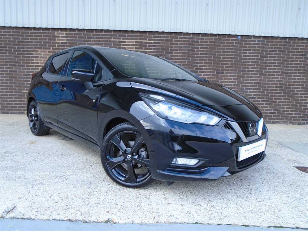 nearly new car ro21fvw