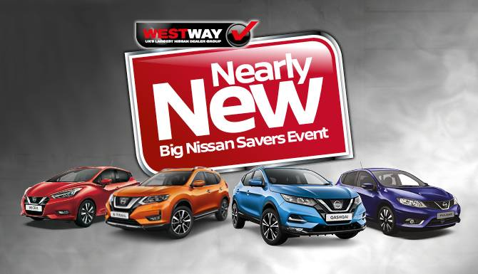 BIG NISSAN SAVERS EVENT NOW ON